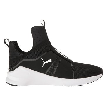 Puma Fierce Core Women's Court Shoe - Puma Black / Puma White