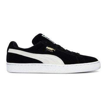 Puma Suede Classic Women's Court Shoe - Black