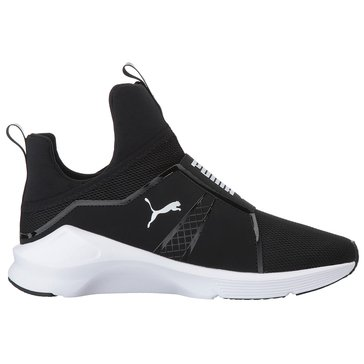 Puma Fierce Core Women's Court Shoe - Puma Black / Puma Silver