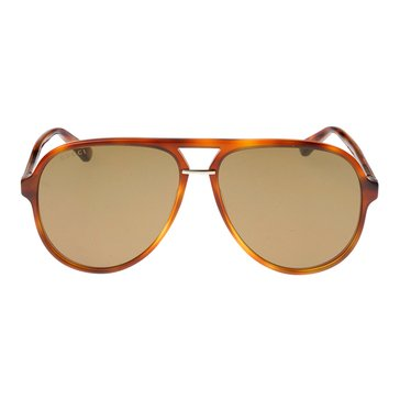 Gucci GG0015S Men's Sunglasses 58mm