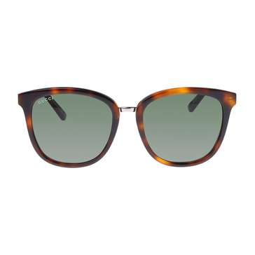 Gucci GG0073S Unisex Sunglasses 55mm
