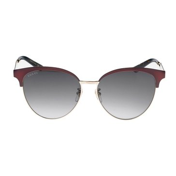 Gucci GG0074SK Women's Sunglasses 58mm