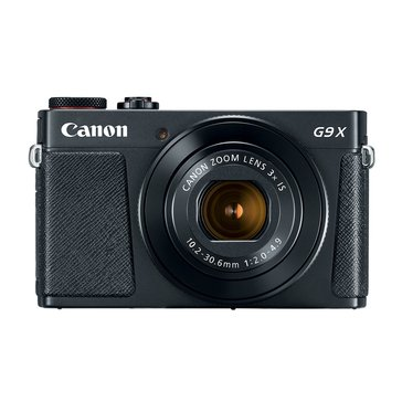 Canon Powershot G9X Mark II - Black (1717C001)
