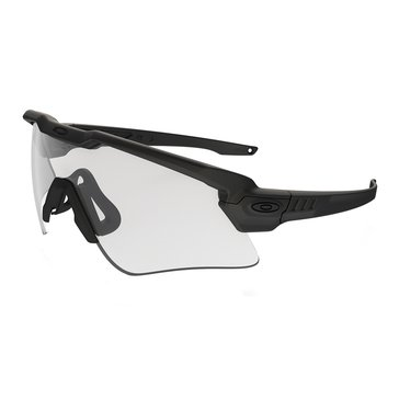 Oakley Standard Issue Men's Ballistic M Frame Apha Sunglasses, Matte Black/Grey