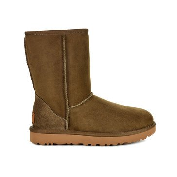 UGG Classic Short II Women's Short Casual Boot Spruce