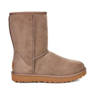 UGG Classic Short II  Women's Short Casual Boot Brindle
