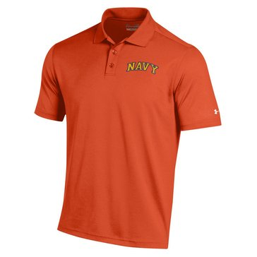 Under Armour Navy Arch Men's Performance Polo