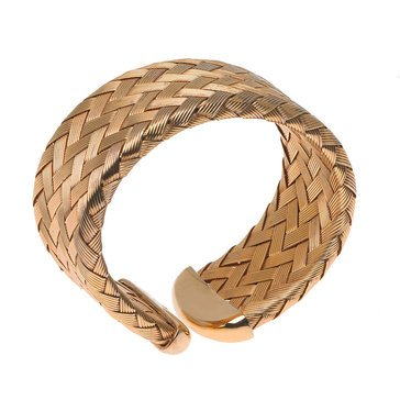 Roberto Coin 18K Rose Gold-Plated Cuff