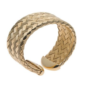 Roberto Coin 18K Gold-Plated Cuff