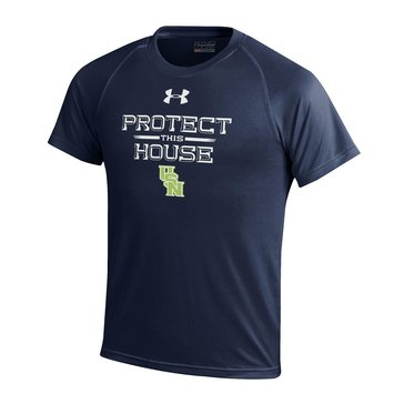 Under Armour USN Interlock Boys Short Sleeve Tech Tee