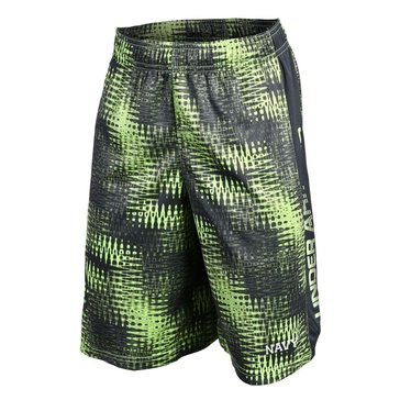 Under Armour Navy Youth Update Eliminatory Shorts
