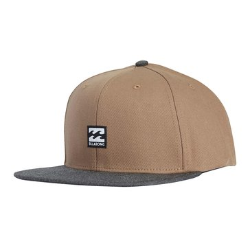 Billabong Men's Primary Snapback 6 Panel Hat