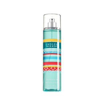 Bath & Body Works Fragrance Mist - Endless Weekend 8 oz.