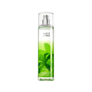 Bath & Body Works White Citrus Fine Fragrance Mist