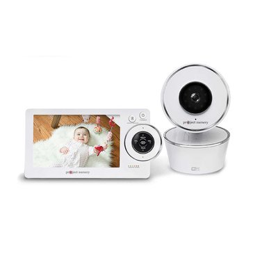 Project Nursery Dual Mode With Wifi Baby Monitor System