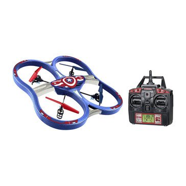 Captain America 2.4 GHz 4.5 R/C Super Drone