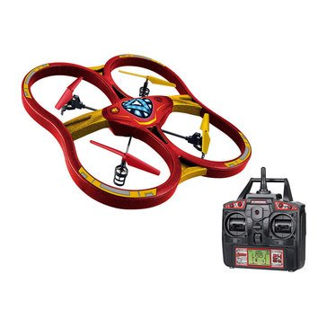 Iron Man 2.4 GHz 4.5 R/C Super Drone