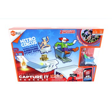 Hexbug Nitro Circus Capture It