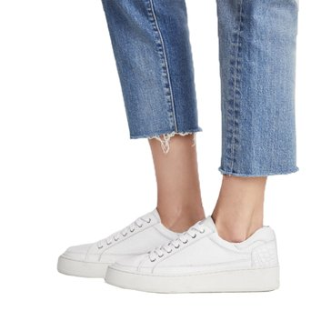 Free People Letterman Women's Sneaker White