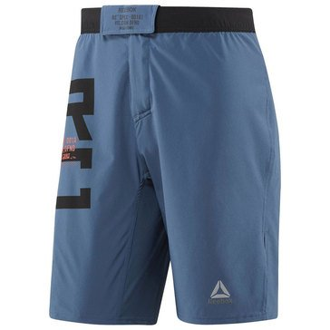 Reebok Men's Combat Shorts - Brave Blue