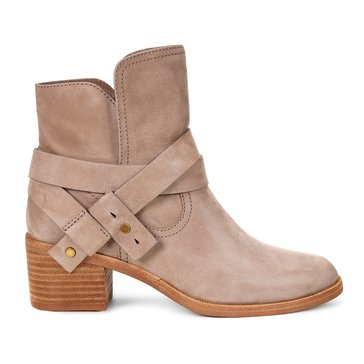 UGG Elora Block Heel Women's Casual Boot Sahara