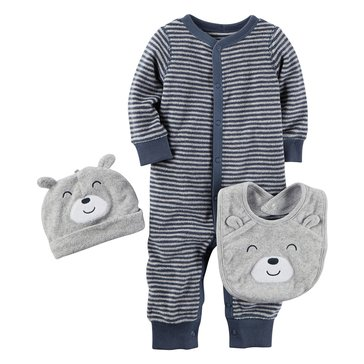 Carter's Baby Boys' 3-Piece Terry Set