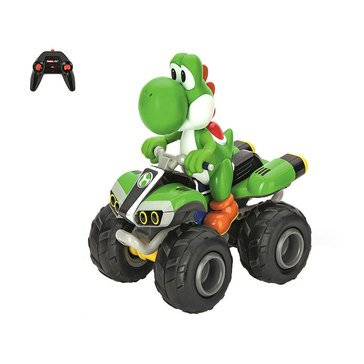Mario Kart Yoshi Quad 1:20 Scale Remote Controlled ATV