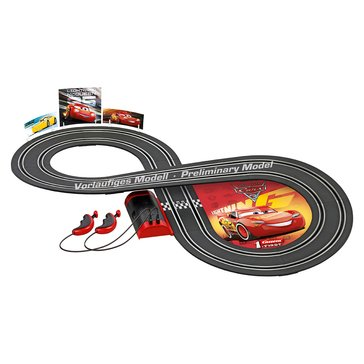 Disney Cars 3 Track Set 1:50 R/C