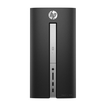 HP Desktop - 7th Gen i3-7100 - 1 TB 7200 RPM - PV570-P010