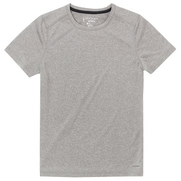 Jockey Big Boys' Tee, Grey