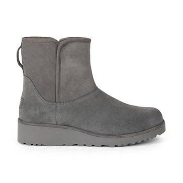 UGG Kristin Women's Short Wedge Boot Grey