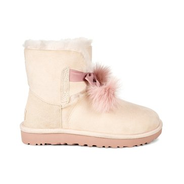 UGG Gita Pom Poms Boot Powder