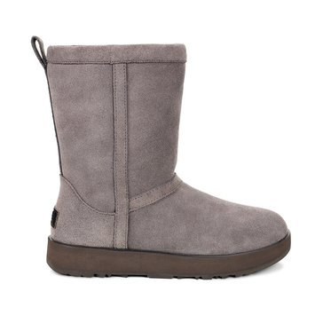 UGG Classic Short Women's Casual Waterproof Boot Metal