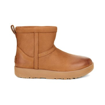 UGG Classic Mini L Women's Casual Waterproof Boot Chestnut