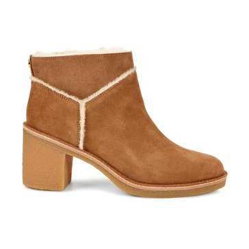UGG Kasen Leather Boot Chestnut