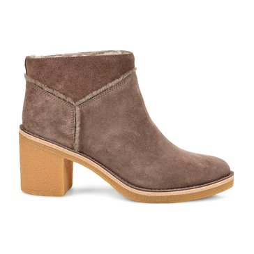 UGG Kasen Leather Boot Mouse