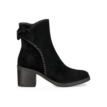 UGG Fraise Whipstitch Women's Casual Boot Black