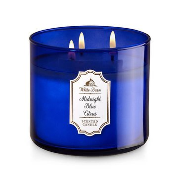 Bath & Body Works 3-Wick Candle - Midnight Blue Citrus