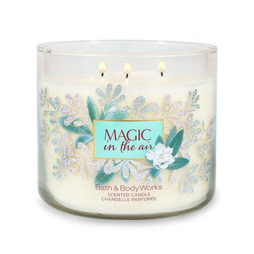 Bath & Body Works 3 Wick Candle - Magic in the Air