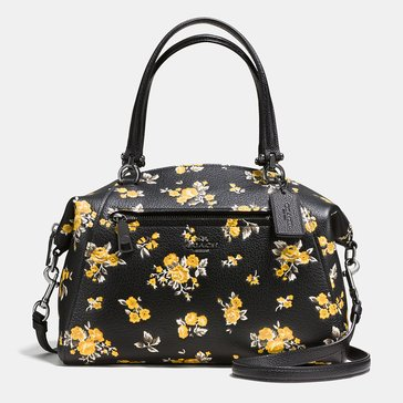 Coach Prairie Satchel Print Black