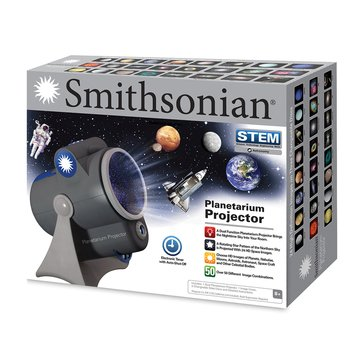 Smithsonian Room Planetarium and Projector Science Kit
