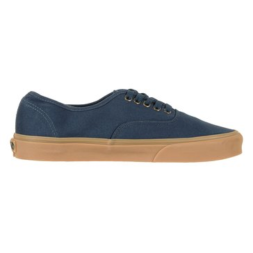 Vans Authentic Men's Shoes - Dress Blue / Light Gum