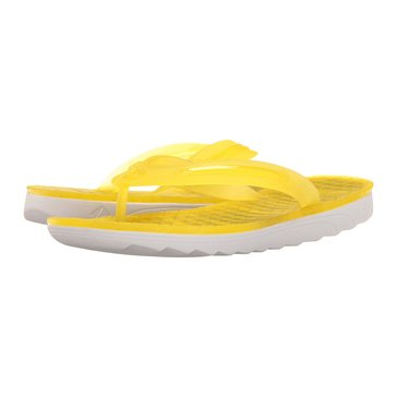 Sperry Top-Sider Jellyfish Emma Women's Jelly Thong Sandal Yellow