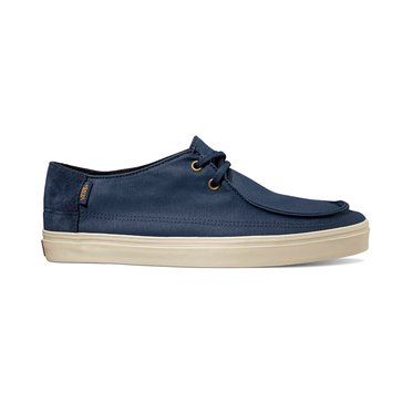 Vans Rata Vulc SF Men's Skate Shoe - Dress Blue (Waxed)