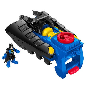 Imaginext DC Super Friends 2-in-1 Batwing