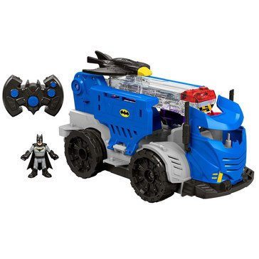 Imaginext DC Mobile Command Center