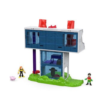 Imaginext Teen Titans Go Tower