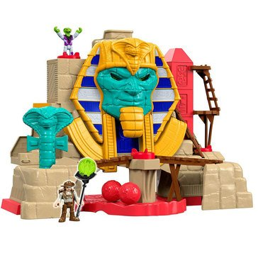 Imaginext Treasure Hunter's Serpent Strike Pyramid
