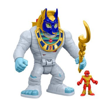 Imaginext Treasure Hunter's Mummy King