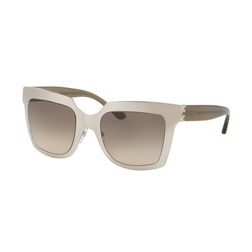 Tory Burch Women's Sunglasses Silver/Cumin 51mm